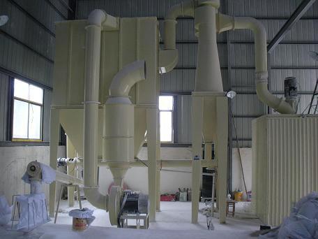 钛白粉生产设备